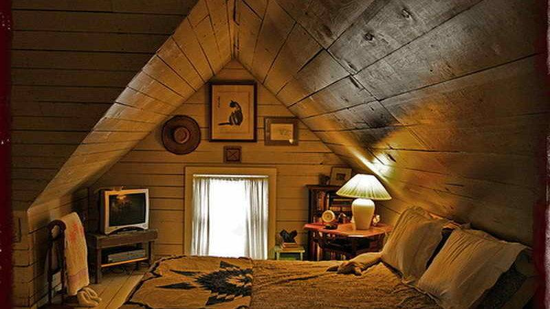 Bedroom Tips Design Decorative Attic Rooms Warm