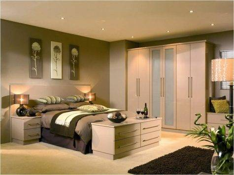 Bedroom Trendy Decorating Ideas Master