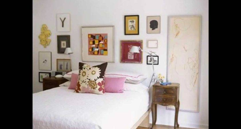 Bedroom Wall Decor Brilliant Ideas Decorate Walls Also