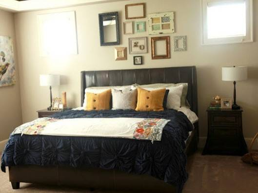 Bedroom Wall Decor Ideas Decorate House