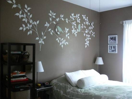 Bedroom Wall Decorating Ideas Teenagers Home