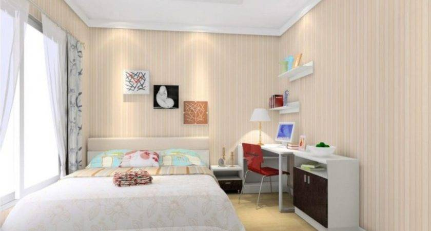 Bedroom Wall Painting House