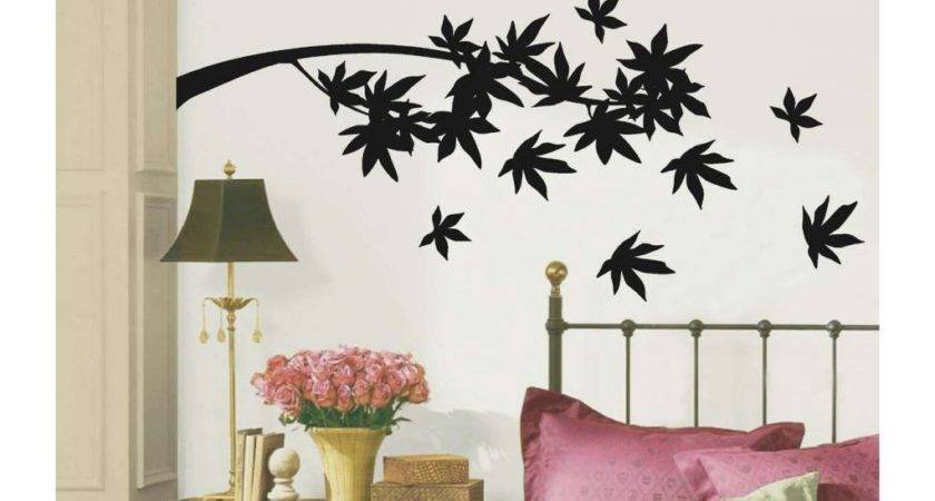 Bedroom Wall Stickers Decorate
