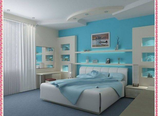 Bedroom Walls Color Combinations Bed Reviews