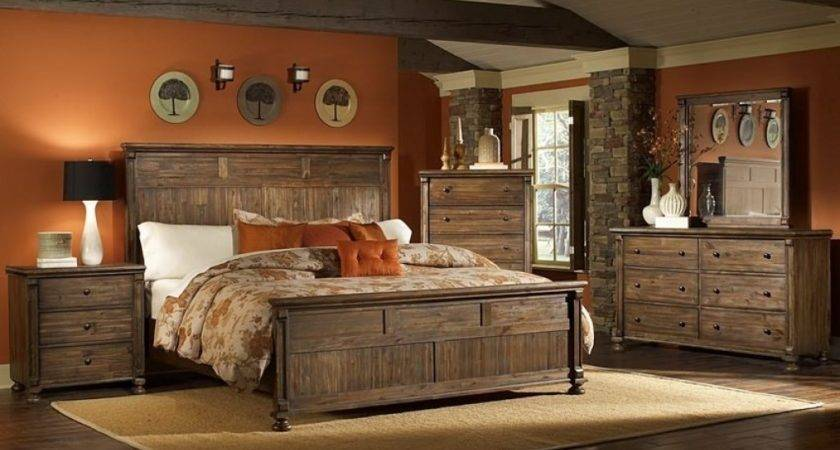 Bedrooms Fancy Rustic White Bedroom Furniture Black