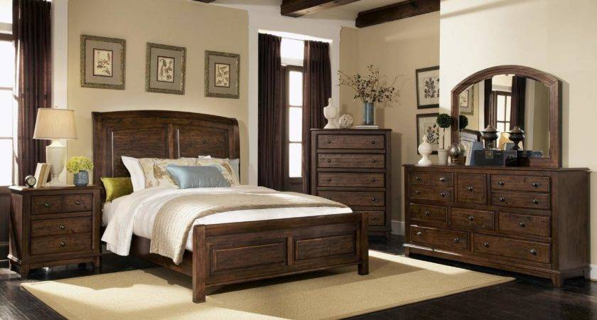 Bedrooms Fashionably Rustic White Bedroom Furniture