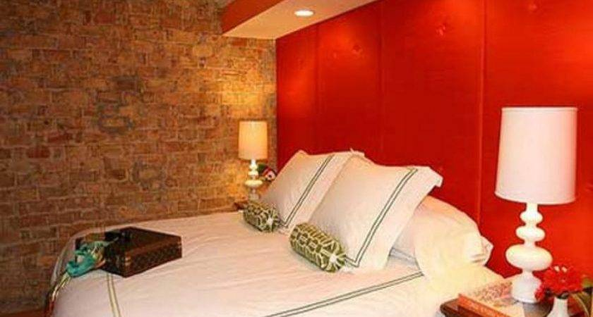 Bedrooms Splendid House Painting Designs Colors Red