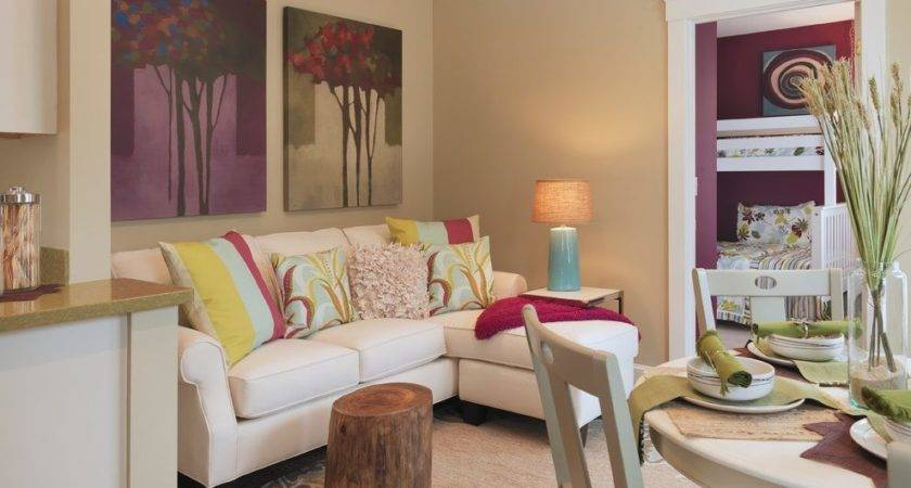 Beige Sectional Decorating Ideas Room Traditional