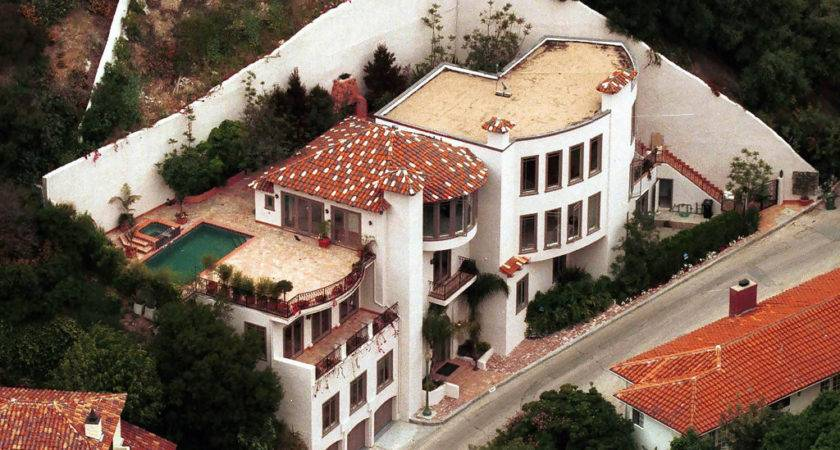 Ben Affleck Hollywood Hills Celebrity Homes Lonny