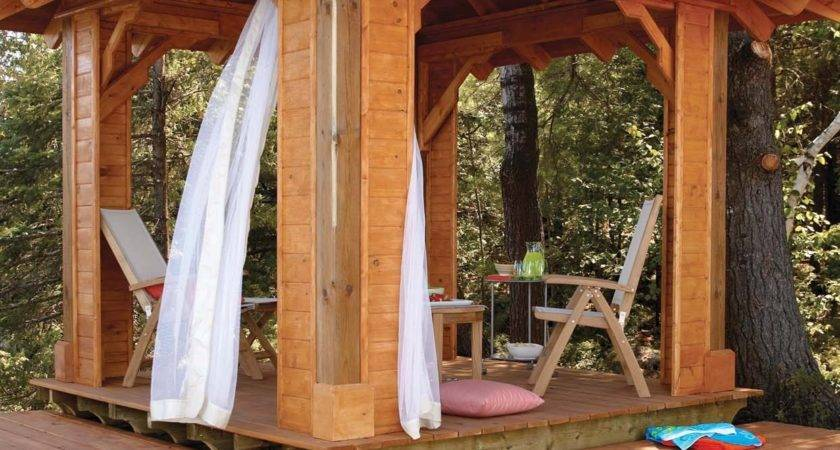 Bench Wood Here Woodworking Plans Gazebo