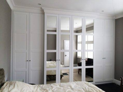Bespoke Fitted Wardrobes London Interiors