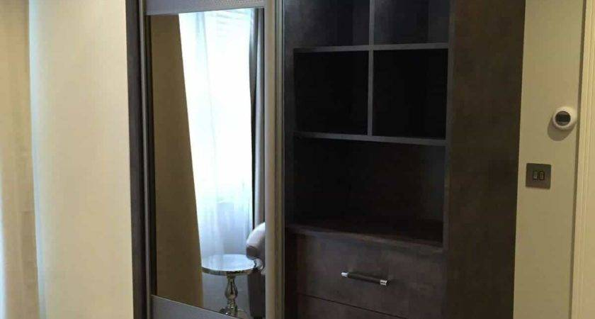Bespoke Spray Painted Wardrobe Fitted Traditional