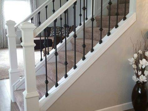 Best Banister Remodel Ideas Pinterest Staircase