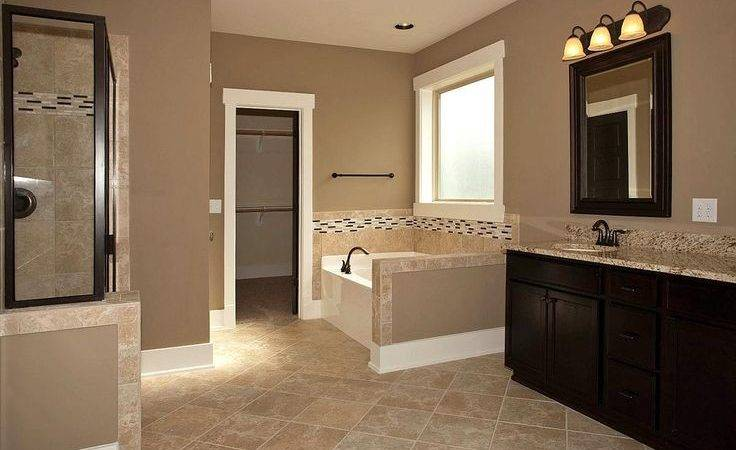 Best Bathroom Colors Brown Ideas Pinterest