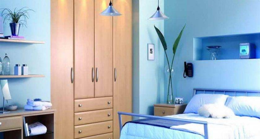 Best Bedroom Colors Small Rooms Blue