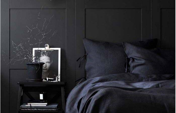 Best Black Bedrooms Ideas Pinterest Bedroom