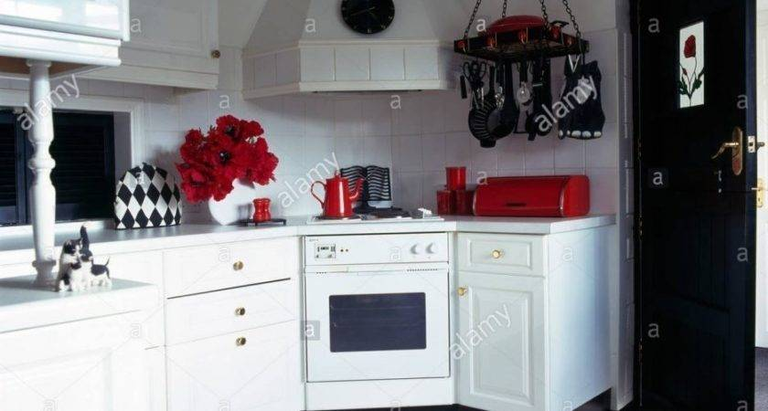 Best Black Red Kitchen Themes Taste