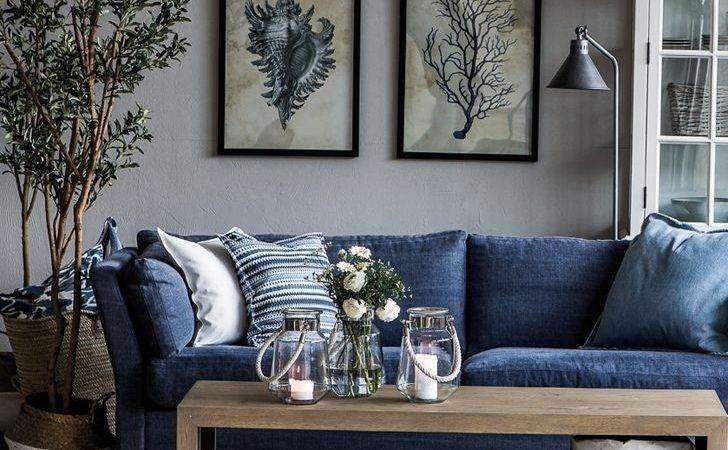 Best Blue Couches Ideas Pinterest Navy Sofa