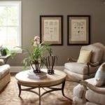 Best Blue Gray Paint Color Living Room