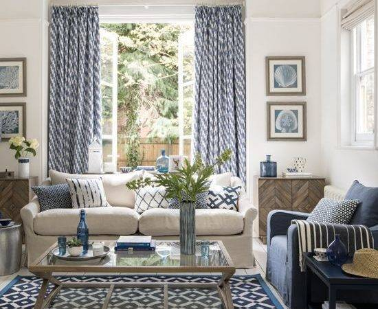 Best Blue Living Rooms Ideas Pinterest