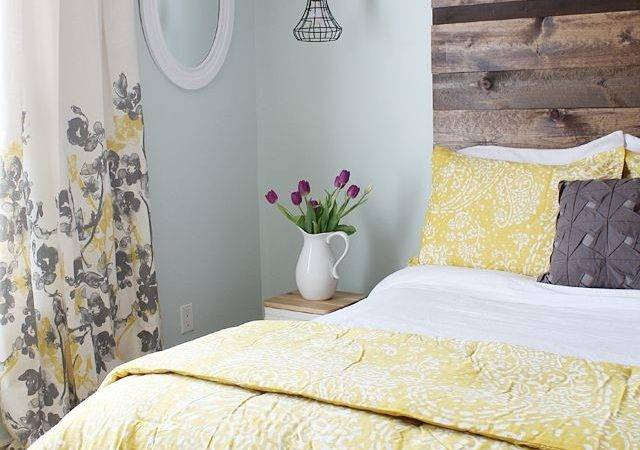 Best Blue Yellow Bedrooms Ideas Pinterest