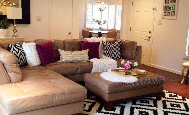 Best Brown Sectional Ideas Pinterest Couch