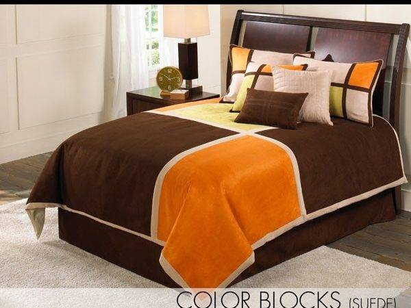 Best Burnt Orange Coverlet Cool