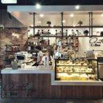Best Cafe Counter Ideas Pinterest Bar