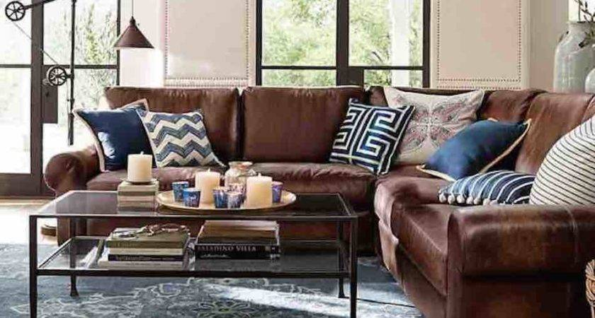 Best Chic Blue Brown Living Room Ideas