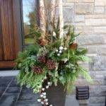 Best Christmas Planters Ideas Pinterest Outdoor