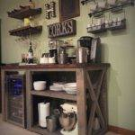 Best Coffee Bar Ideas Pinterest Nook