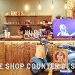 Best Coffee Shop Counter Design Youtube