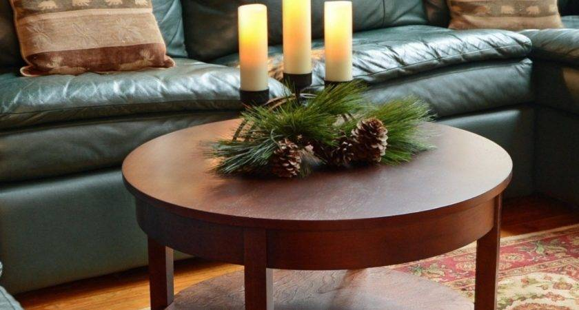 Best Coffee Table Christmas Decorations Ideas
