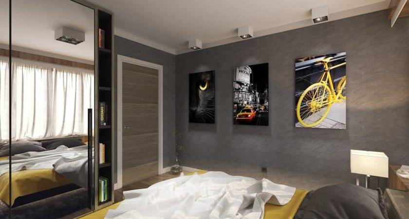Best Collection Wall Art Mens Bedroom