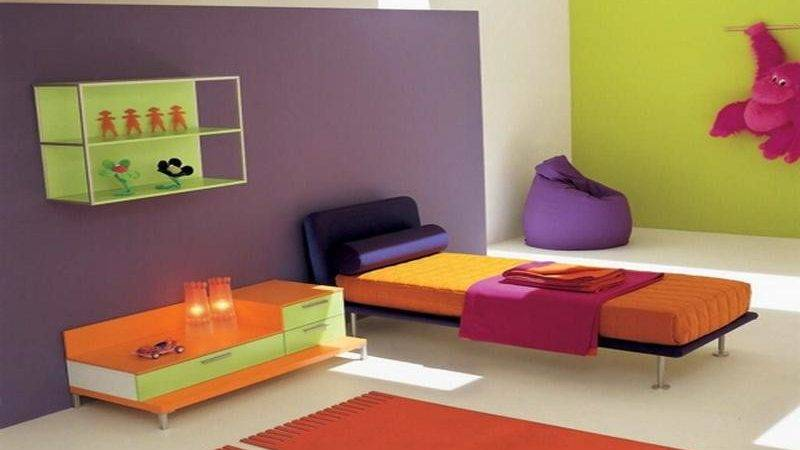Best Colour Combination Living Room Home Interior Design