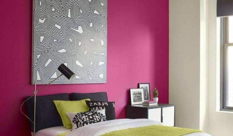Best Colour Combination Walls Bed Color