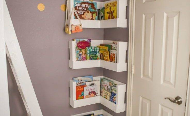 Best Corner Bookshelves Ideas Pinterest Diy