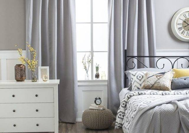 Best Curtains Grey Walls Curtain Menzilperde