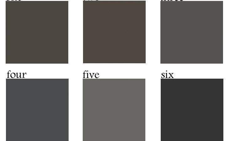 Best Dark Paint Colors Bynum Design Blog