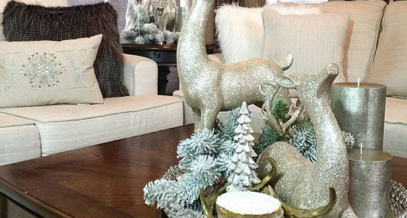 Best Decorate Coffee Table Christmas