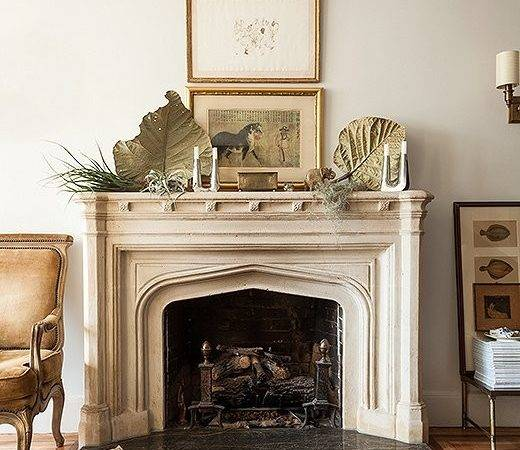 Best Decorating Ideas Above Fireplace