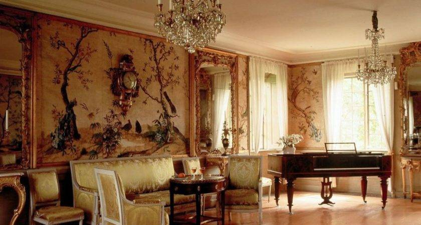 Best Decorating Living Room Ideas French Style