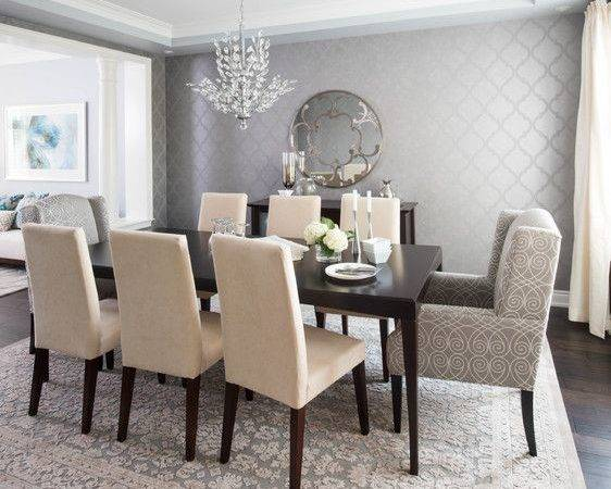 Best Dining Room Ideas Pinterest Wall