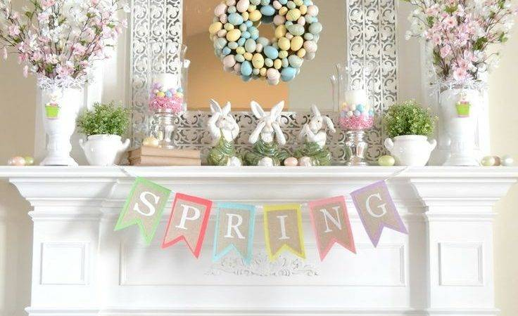 Best Easter Tablescapes Pinterest
