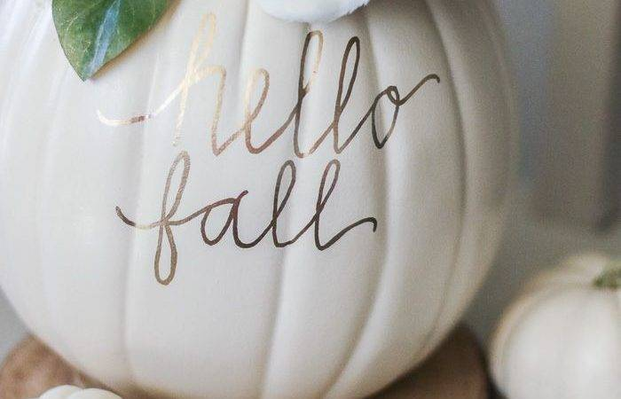 Best Fall Pumpkins Ideas Pinterest White Pumpkin