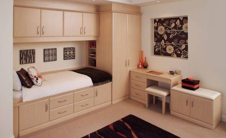 Best Fitted Bedrooms Ideas Pinterest Small Kids