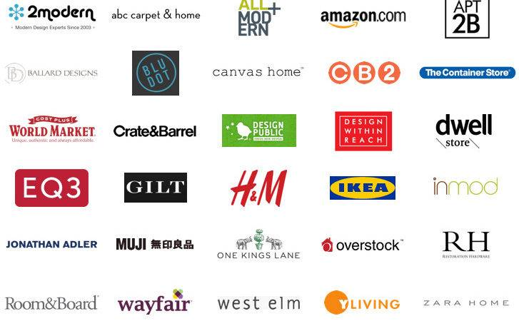 Best Furniture Stores Freshome Shopping Guide