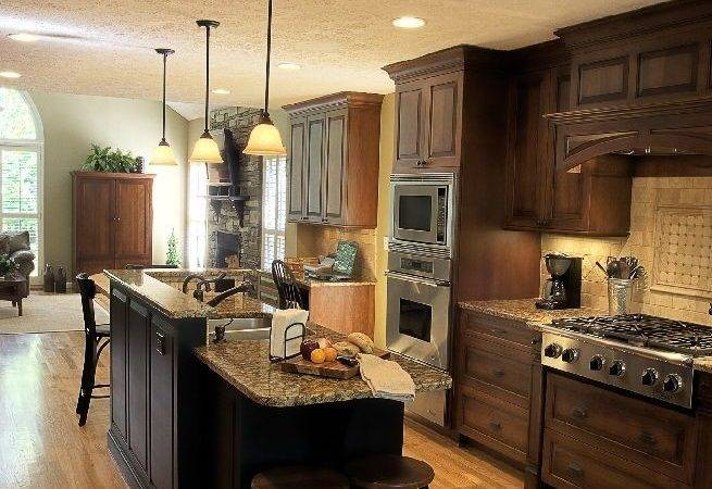 Best Galley Kitchen Island Ideas Pinterest