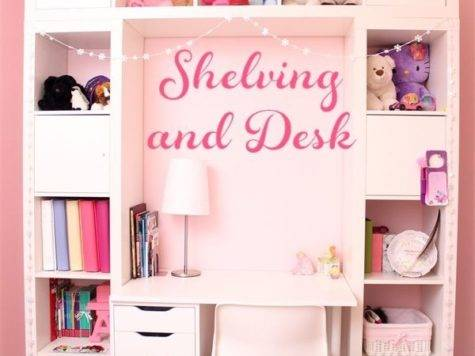 Best Girls Bedroom Storage Ideas Pinterest Kids