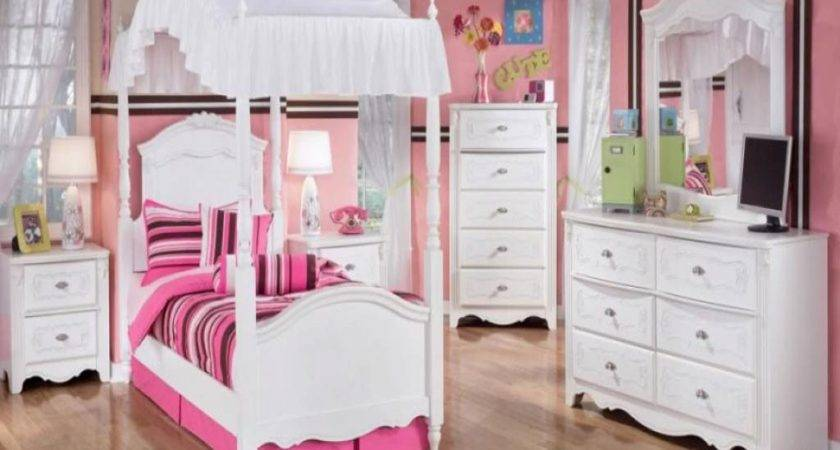 Best Girls White Bedroom Furniture Contemporary